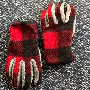 GAP Accessories - Gap kids flannel mittens